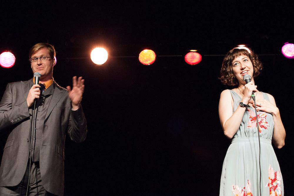 Kristen Schaal, Kurt Braunohler - Hot Tub with Kurt and Kristen -  July 30, 2012 - Littlefield