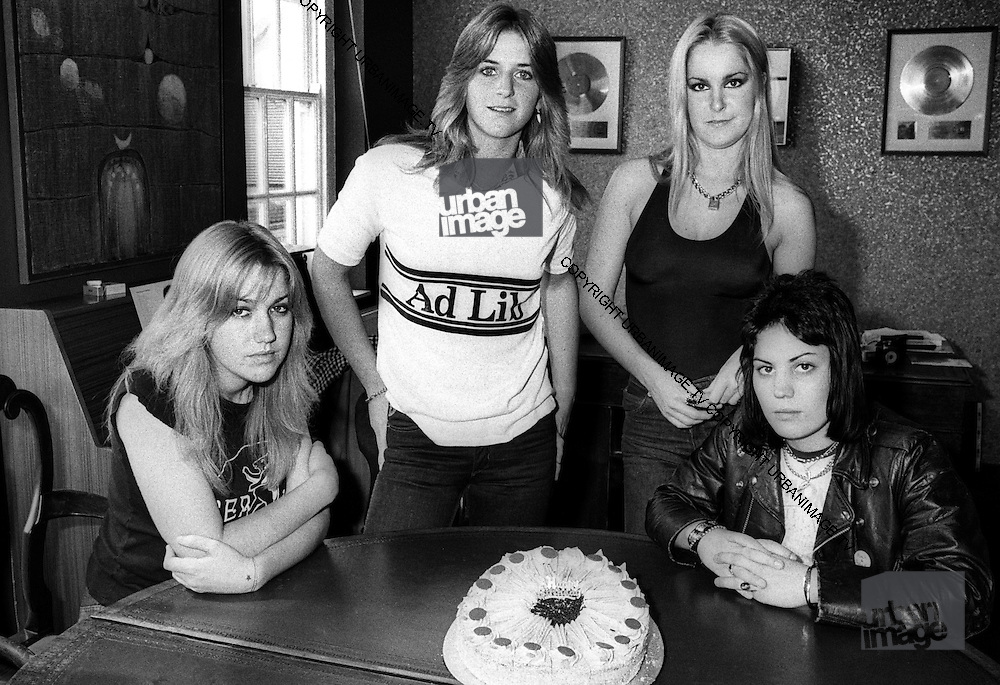 The Runaways birthday party
