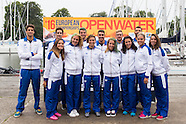 2016 Open Water Team Italy