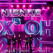 NLD/Hilversum/20180216 - Finale The voice of Holland 2018, Nienke Wijnhoven (M)