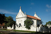 The Dutch Reformed Church in the Galle Fort.