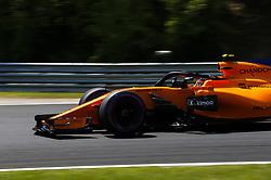 July 28, 2018 - Budapest, Hungary - Motorsports: FIA Formula One World Championship 2018, Grand Prix of Hungary, .#2 Stoffel Vandoorne (BEL, McLaren F1 Team) (Credit Image: © Hoch Zwei via ZUMA Wire)