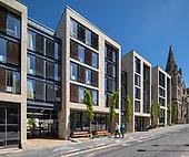 Student Accommodation - Salisbury Court Edinburgh