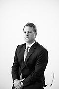 BIRMINGHAM, AL – MAY 6, 2019: Preston Sartelle, Founding Principal at Rockbridge Advisors Group.