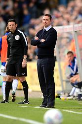 Plymouth Argyle manager Derek Adams - Mandatory by-line: Dougie Allward/JMP - 30/09/2017 - FOOTBALL - Memorial Stadium - Bristol, England - Bristol Rovers v Plymouth Argyle - Sky Bet League One
