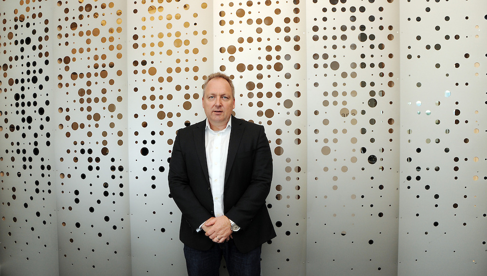 Rod Drury, CEO of online accounting software company Xero, Wellington, New Zealand, Tuesday, July 02, 2013. Credit:SNPA / Ross Setford