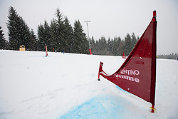 Tour de Ski 2014 of the FIS cross country World cup competition on January 5th, 2014 in Alpe Cermis, Val di Fiemme, Italy. (Photo by Urban Urbanc / Sportida)