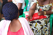 Commercial sex workers  taking part in a workshop in Dar-es-Salaam, Tanzania...This grass roots group is supported by Women's Fund Tanzania, where VSO volunteer Louise Jenkins is working as a Parliamentary Research Advisor.