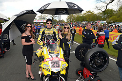#25 Josh Brookes Australia Anvil Hire TAG Racing Yamaha MCE British Superbikes