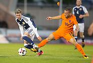 Scotland U21 v Holland U21 - 05 September 2017