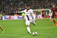Lyon vs Rome 9Mar 2017