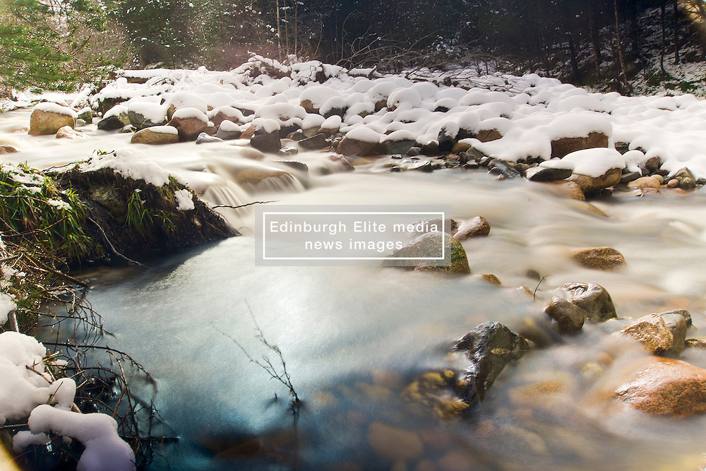 Snow melt on Cairngorm mountain after Storm Doris hits the UK. 24th Feb 2017 (c) Brian Anderson   Edinburgh Elite media