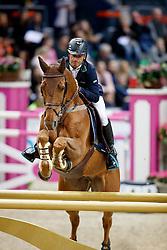 Lynch Denis, IRL, Echo de Laubry<br /> Gothenburg Horse Show FEI World Cups 2017<br /> © Hippo Foto - Stefan Lafrentz
