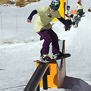 Quiksilver Invitational Slopestyle Event, The Remarkables