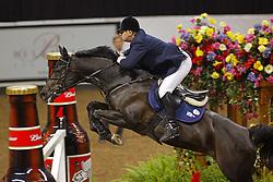 Tops Jan-Grande Dame<br /> World Cup Final Jumping Las Vegas 2003<br /> Photo © Dirk Caremans