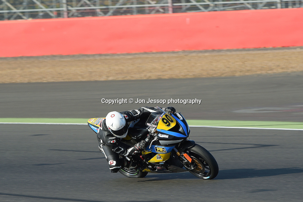 #90 Sam Coventry Road & Racing Performance Kawasaki Motorpoint British Supersport
