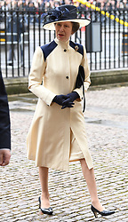 Members of The Royal Family attend the Commonwealth Day Observance Service at Westminster Abbey, London, UK, on the 12th March 2018. 12 Mar 2018 Pictured: Princess Anne, Princess Royal. Photo credit: James Whatling / MEGA TheMegaAgency.com +1 888 505 6342
