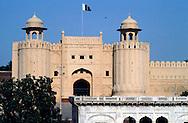 Pakistan   1986..Lahore Fort