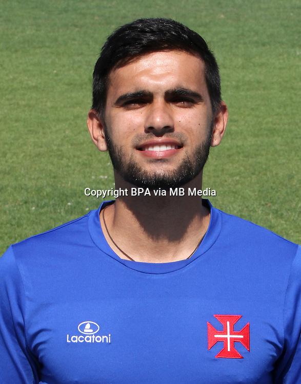 Portugal - Primera Liga Zon-Sagres 2014-2015 / <br /> Rodrigo Correa Dantas  &quot; Rodrigo Dantas &quot; -<br /> ( CF Os Belenenses )