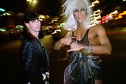 Halloween Boys, New York City, New York, October 1984