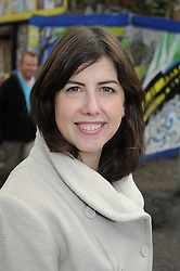 © Licensed to London News Pictures. 18/11/2014<br />  lucy Powell.<br /> Rochester and Strood By-Election in Kent<br />  Lucy Powell, Labour's Vice-Chair of the 2015 General Election campaign, and the party's General Secretary, Iain McNicol, with Naushabah Khan (Labour candidate) in Chatham High Street,Kent.<br /> <br /> <br /> (Byline:Grant Falvey/LNP)