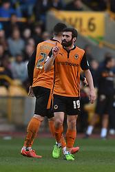 Wolves' Jack Price - Photo mandatory by-line: Paul Knight/JMP - Mobile: 07966 386802 - 07/03/2015 - SPORT - Football - Wolverhampton - Molineux Stadium - Wolverhampton Wanderers v Watford - Sky Bet Championship