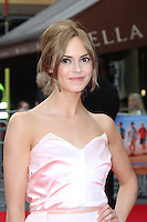 Hannah Tointon, The Inbetweeners 2 - World Film Premiere, Leicester Square, London UK, 05 August 2014, Photo by Richard Goldschmidt