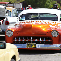 Hot rods, vintage and all types of cars can be seen at the Blue Suede Cruise at the BancorpSouth Center this weekend.