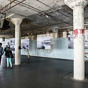 A photography exhibit by Life Magazine freelance photographer Leigh Wiener of recently discovered photos from Alcatraz's closing. The exhibit, in the Industries Building, marks the 50th anniversary of Alcatraz's closing.