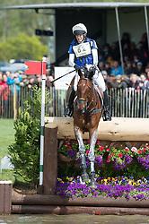 Cohen Sarah (GBR) - Treason<br /> Cross Country - CCI4* <br /> Mitsubishi Motors Badminton Horse Trials 2014 <br /> © Hippo Foto - Jon Stroud
