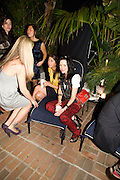 JAMIE KATZ; MICHELLE WALNUM, Rodarte Poolside party to show their latest collection. Hosted by Kate and Laura Muleavy, Alex de Betak and Katherine Ross.  Chateau Marmont. West  Sunset  Boulevard. Los Angeles. 21 February 2009 *** Local Caption *** -DO NOT ARCHIVE -Copyright Photograph by Dafydd Jones. 248 Clapham Rd. London SW9 0PZ. Tel 0207 820 0771. www.dafjones.com<br /> JAMIE KATZ; MICHELLE WALNUM, Rodarte Poolside party to show their latest collection. Hosted by Kate and Laura Muleavy, Alex de Betak and Katherine Ross.  Chateau Marmont. West  Sunset  Boulevard. Los Angeles. 21 February 2009