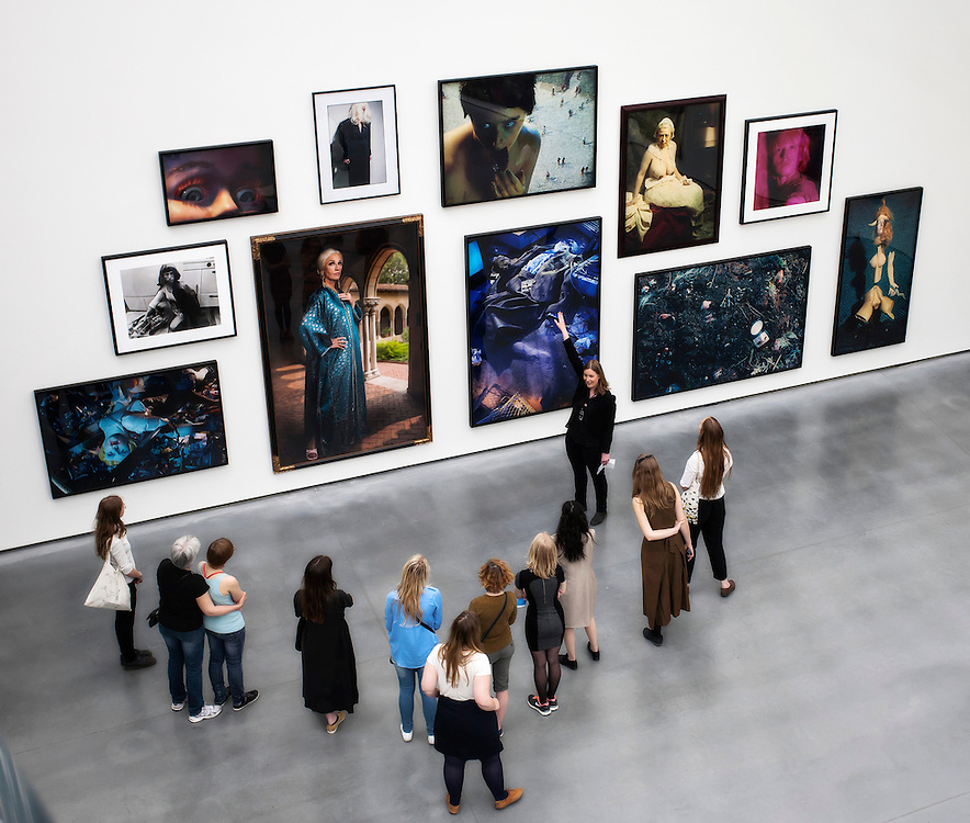 """Cindy Sherman """"Untitled Horrors"""" at Astrup Fearnley, Tjuvholmen, Oslo"""