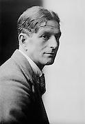 A.E. Coppard, English Author and Poet, 1925