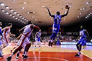 DESCRIZIONE : Reggio Emilia Lega A 2014-15 Grissin Bon Reggio Emilia - Banco di Sardegna Sassari playoff Finale gara 1 <br /> GIOCATORE : Sanders Rakim<br /> CATEGORIA : rimbalzo<br /> SQUADRA : Banco di Sardegna Sassari<br /> EVENTO : LegaBasket Serie A Beko 2014/2015<br /> GARA : Grissin Bon Reggio Emilia - Banco di Sardegna Sassari playoff Finale gara 1<br /> DATA : 14/06/2015 <br /> SPORT : Pallacanestro <br /> AUTORE : Agenzia Ciamillo-Castoria /M.Marchi<br /> Galleria : Lega Basket A 2014-2015 <br /> Fotonotizia : Reggio Emilia Lega A 2014-15 Grissin Bon Reggio Emilia - Banco di Sardegna Sassari playoff Finale gara 1<br /> Predefinita :