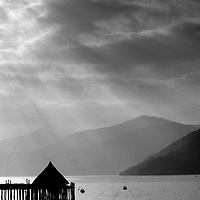 Loch Tay, Perthshire. Scotland