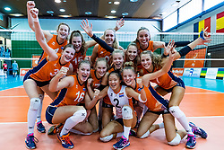 18-08-2018 NED: WEVZA Volleyball Championships
