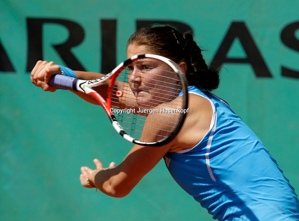 French Open 2009, Roland Garros, Paris, Frankreich,Sport, Tennis, ITF Grand Slam Tournament,  Dinara Safina (RUS)<br /> <br /> Foto: Juergen Hasenkopf