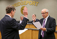 08/01/19 Bridgeport City Manager Swearing-In