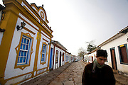 Tiradentes_MG, Brasil...Cidade historica de Tiradentes, Minas Gerais...Tiradentes historical city in Minas Gerais, the town is known for its historical and cultural value. ..Foto: JOAO MARCOS ROSA / NITRO