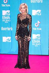 November 4, 2018 - Bilbao, Bizkaia, Spanien - Ana Fernandez bei der Verleihung der MTV European Music Awards 2018 in der Bizkaia Arena. Bilbao, 04.11.2018 (Credit Image: © Future-Image via ZUMA Press)