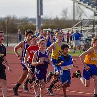 03-16-15 Berryville Jr. High Track at Harrison