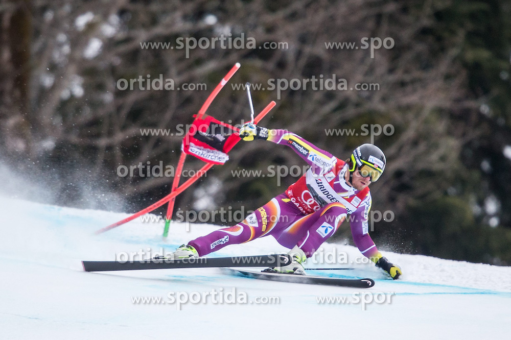 27.02.2015, Kandahar, Garmisch Partenkirchen, GER, FIS Weltcup Ski Alpin, Abfahrt, Herren, 2. Training, im Bild Kjetil Jansrud (NOR) // Kjetil Jansrud of Norway in action during the 2nd trainings run for the men's Downhill of the FIS Ski Alpine World Cup at the Kandahar course, Garmisch Partenkirchen, Germany on 2015/27/02. EXPA Pictures © 2015, PhotoCredit: EXPA/ Johann Groder