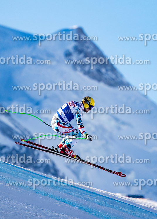 01.12.2016, Val d Isere, FRA, FIS Weltcup Ski Alpin, Val d Isere, Abfahrt, Herren, 2. Training, im Bild Max Franz (AUT) // Max Franz of Austria in action during the 2nd practice run of men's Downhill of the Val d Isere FIS Ski Alpine World Cup. Val d Isere, France on 2016/01/12. EXPA Pictures © 2016, PhotoCredit: EXPA/ Johann Groder