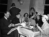 1952 - Advertising Press Club Annual Christmas Party at the Salthill Hotel