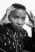 Angelique Kidjo London Photosession 1997