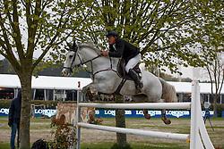 Pals Johnny (NED) - Urjul van Generheses <br /> Longings Spring Classic of Flanders<br /> CSIO 5* Lummen 2016<br /> © Hippo Foto - Dirk Caremans<br /> 30/04/16