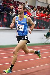 Boston University John Thomas Terrier Indoor Invitational Track & Field
