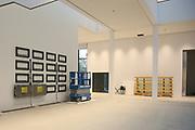 Mannheim. 08.11.17 | Zum Neubau Kunsthalle<br /> Innenstadt. Kunsthalle. Pressegespräch zum Neubau der Neuen Kunsthalle. Die Eröffnung der Neuen Kunsthalle im Dezember nur mit Skulpturen - keine Gemälde wegen technischen Verzögerungen.<br /> <br /> <br /> <br /> <br /> BILD- ID 01538 |<br /> Bild: Markus Prosswitz 08NOV17 / masterpress (Bild ist honorarpflichtig - No Model Release!)