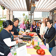 Kitchenistas of National City Screening at THE LOT La Jolla 2016