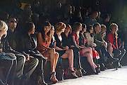 FRONT ROW: INC;  JANET JACKSON; JAMEELA JAMIL; NICOLA ROBERTS; JADE PARFITT, VIVIENNE WESTWOOD RED LABEL FASHION SHOW, Royal Courts of Justice. The Strand. London. 21 February 2010<br /> FRONT ROW: INC;  JANET JACKSON; JAMEELA JAMIL; NICOLA ROBERTS; JADE PARFITT, VIVIENNE WESTWOOD RED LABEL FASHION SHOW, Royal Courts of Justice. The Strand. London. 21 February 2010 *** Local Caption *** -DO NOT ARCHIVE-© Copyright Photograph by Dafydd Jones. 248 Clapham Rd. London SW9 0PZ. Tel 0207 820 0771. www.dafjones.com.